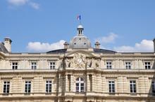 The Sénat In Paris