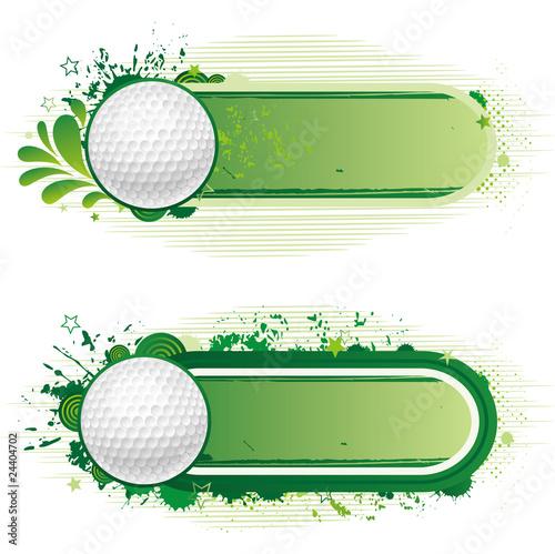 Cuadros en Lienzo golf sport