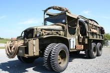 GMC-Truck Normandie