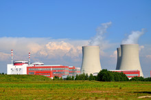 Nuclear Electric Power Station