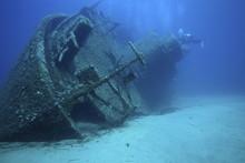 Relitto Nave Affondata