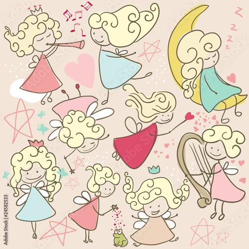 doodle-wrozki
