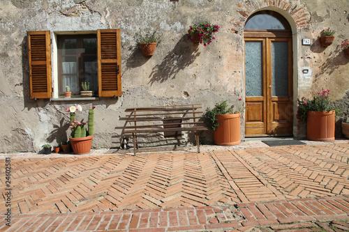Naklejki architektura styl-zycia-toskanii