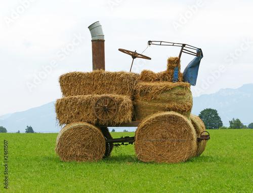 Fotografie, Obraz  Biologische Landwirtschaft - Bio-Agriculture