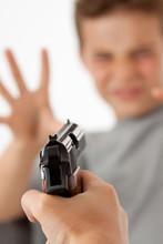 Jugend-Gewalt - Amoklauf