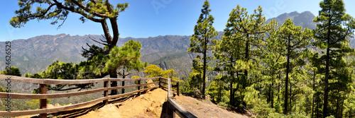 Fotografia  Caldera de Taburiente, La Palma