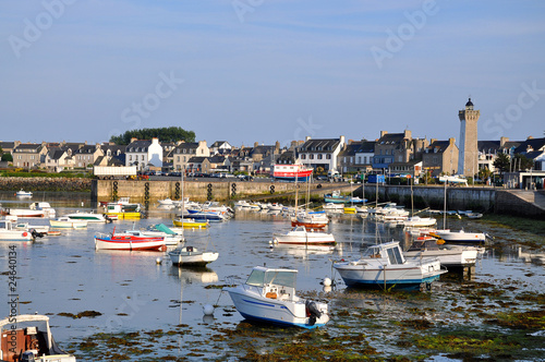 Fotografia Port de Roscoff, Finistère, France