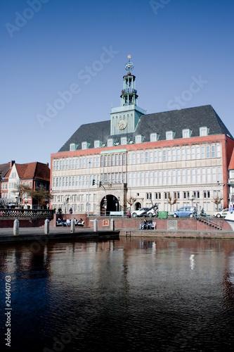 Emder Rathaus Fototapet