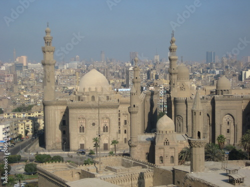 Staande foto Afrika città del Cairo