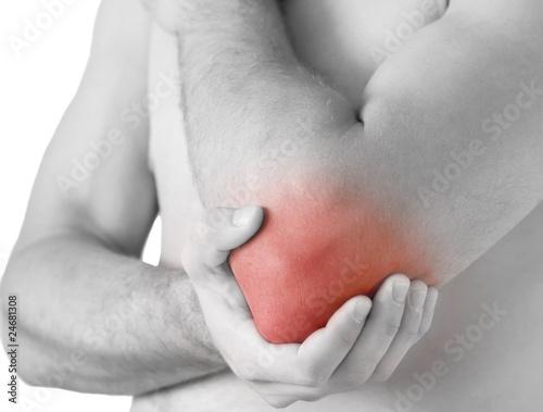 Fotografía  elbow ache
