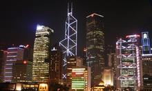 Hong Kong Central La Nuit