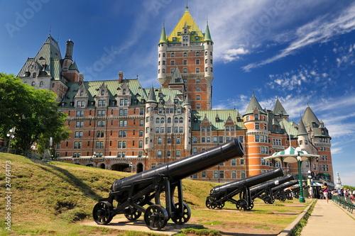 Photo sur Aluminium Canada Quebec.