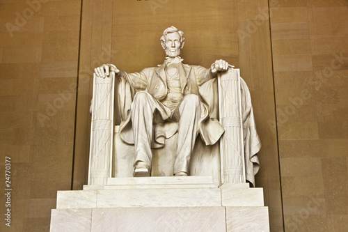 Lincoln Memorial in Washington Poster