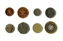 British Coins (Sterling)