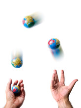 Earth Juggler