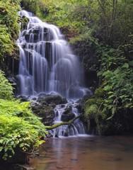 Cascada en Obaya