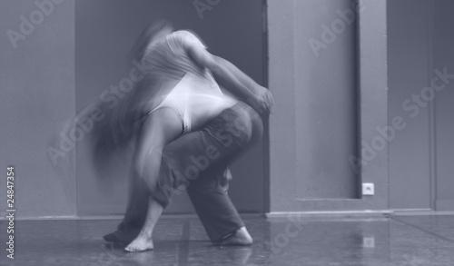 Photo danse contemporaine