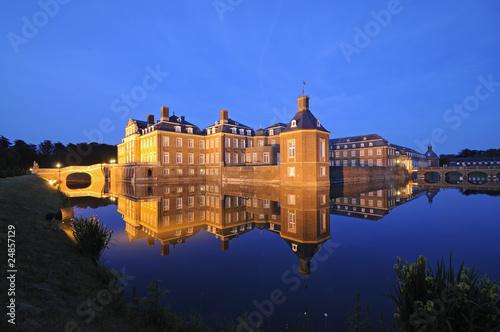 Foto auf Gartenposter Stadt am Wasser Schloss Nordkirchen, Westphalia, Germany