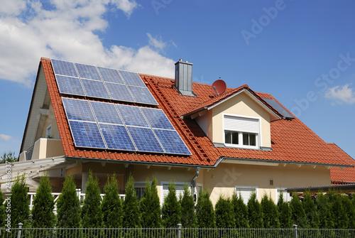 Obraz Photovoltaic - fototapety do salonu