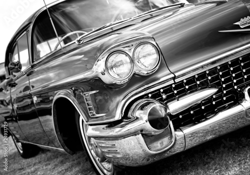 Canvas Prints Old cars Classic Automobile