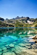 Lac D'Artouste (Pyrénées)