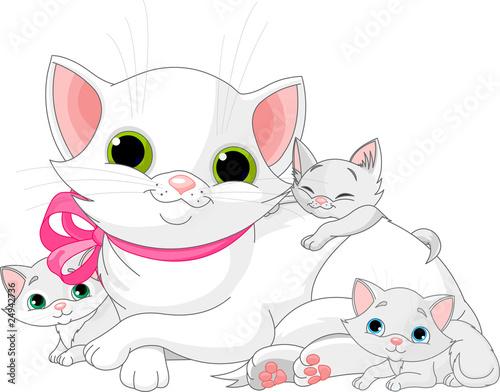 rodzina-bialych-kotow
