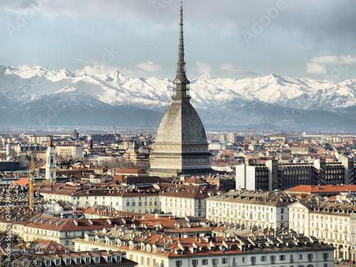 Photo  Turin view