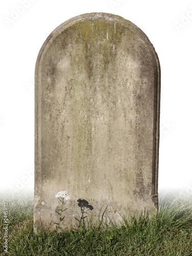 Fényképezés single grave stone