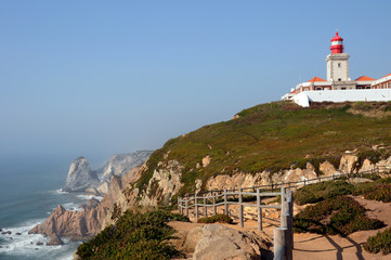 Fototapeta na wymiar Portugal, Cabo Da Roca à Sintra