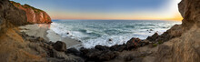 Point Dume Beach Panoramic