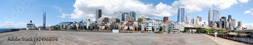 Canvas Prints Kuala Lumpur View from the Seattle Pier Panorama
