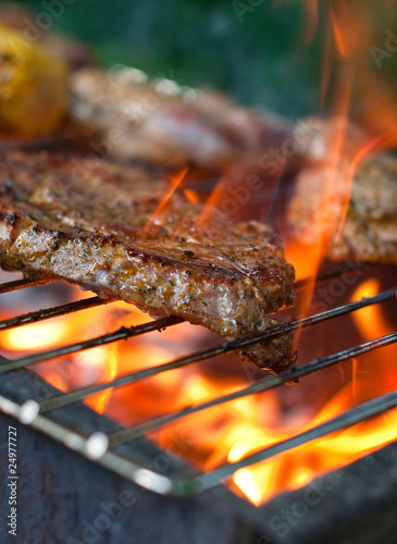 Papiers peints Grill, Barbecue Grillen - barbecue