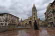 La Regenta y la catedral.