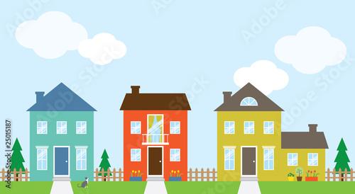 Fotografía Houses