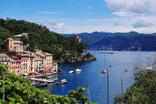 Fototapeta Portofino, Italy obraz