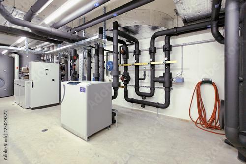 Carta da parati  heizung-klimaanlage