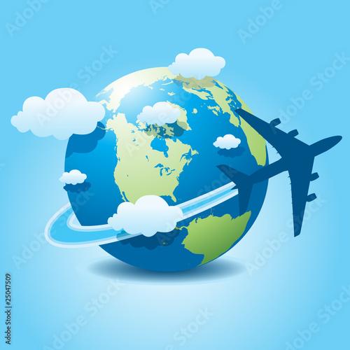 Plakaty ziemia podroz-samolotem-3