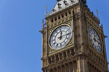 Fototapeta na wymiar Big Ben, London, England