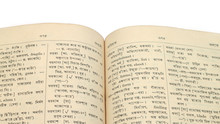 Old Bengali Dictionary