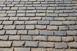 Background Texture Of Red Square Block Pavement