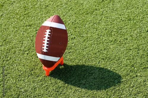 Slika na platnu American Football Kickoff