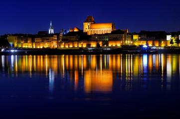 Toruń old city
