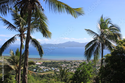 Photographie Lagon Mayotte