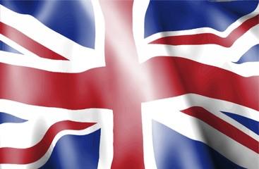 UK Flag Flying