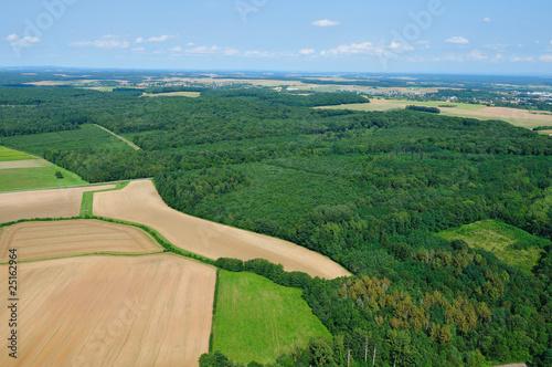 Photo vue aérienne