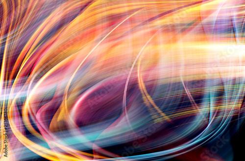 Fototapeta abstrakcyjne linie obraz