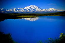 Mt. McKinley From Reflection P...