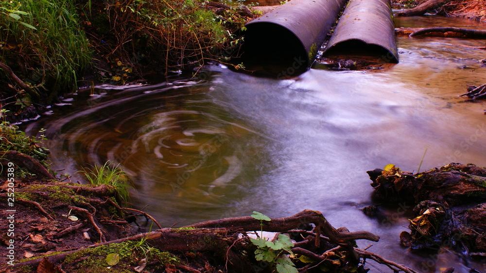 Fototapeta river