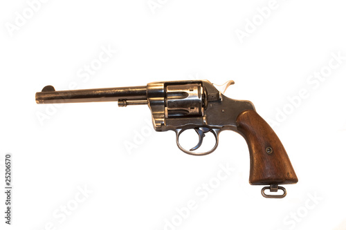 Poster  1901 Revolver