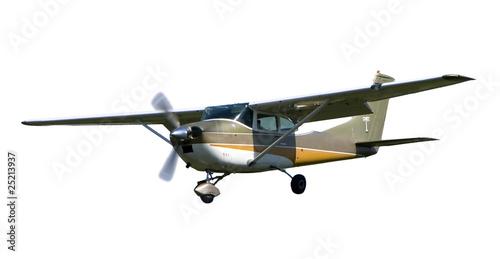 Cessna isoliert Wallpaper Mural